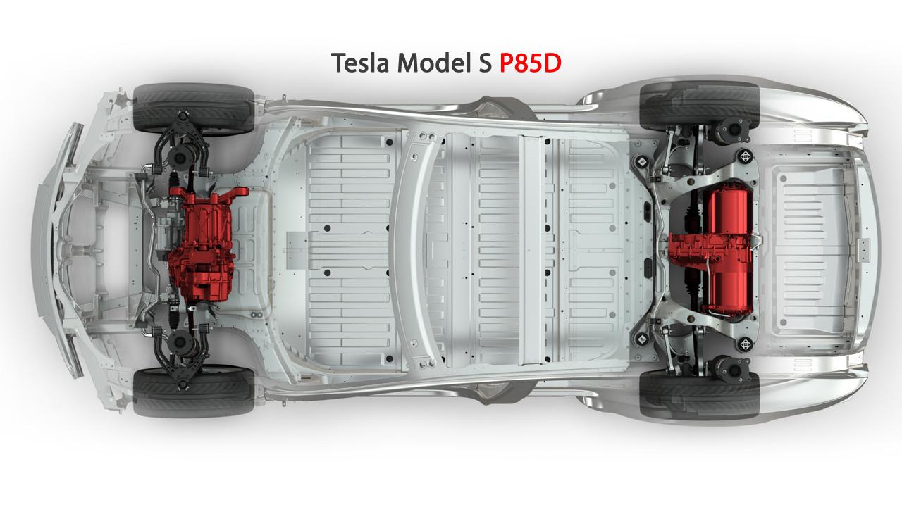 Telsa-Dual-Motor-P85D