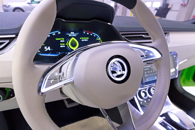 Nová Škoda Vision C - xTechnology.eu